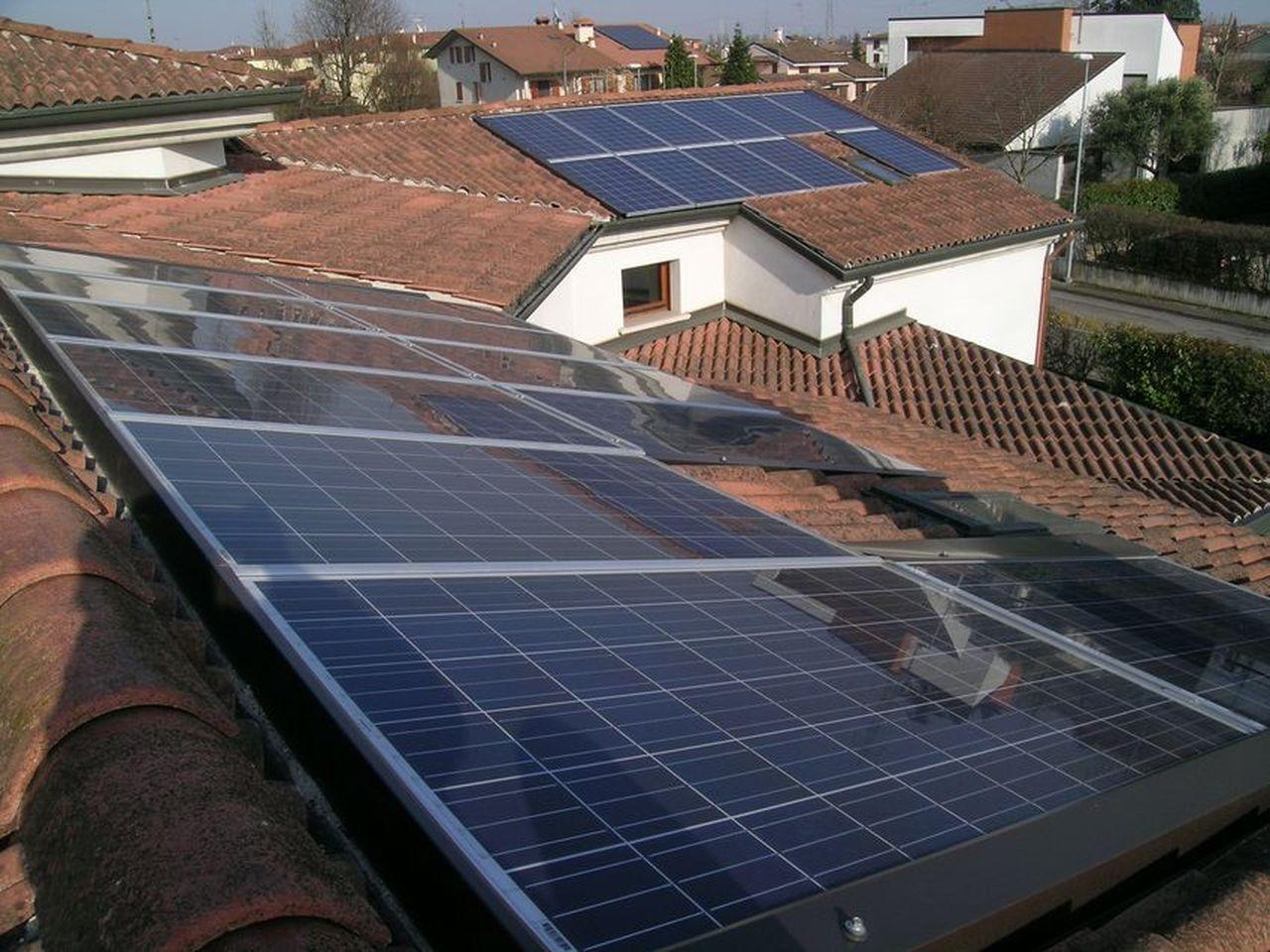 Progettazione e installazione di Impianti fotovoltaici Mantova